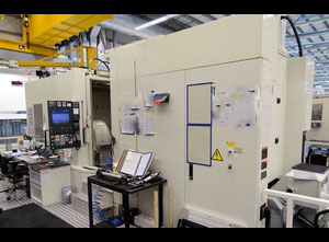MORI SEIKI NH8000 DCG/5AX Machining center - palletized