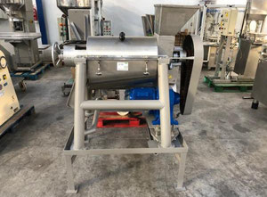 Rotofinisher in stainless steel I.P.I.A.S.A. / citrus juices