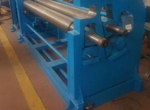 Akyapak 2050 X 6/8 Plate rolling machine