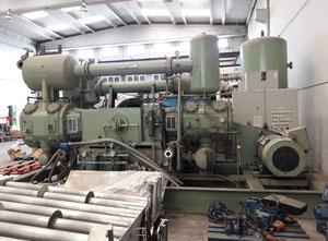Compressore Soffiando PVC o pressione di linea anche pre-soffiato PET 2980m3 / h 2HP-2-T