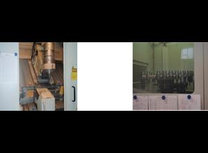 STARRAGHECKERT HX151 HSC-Turbine 5-осевой обрабатывающий центр