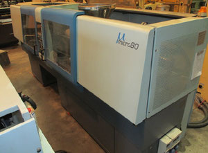 SANDRETTO MICRO 80/430 Injection moulding machine
