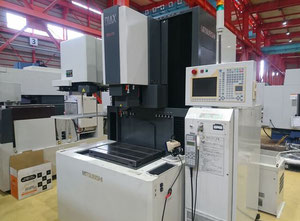 Used Mitsubishi Electric 12A Die sinking edm machine