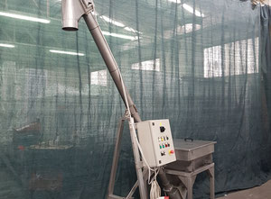 GIMAT  Mod. MAR100 - Conveyor elevator for powders used