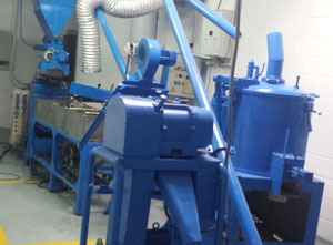 Used twin screw extruder machines for sale - Exapro