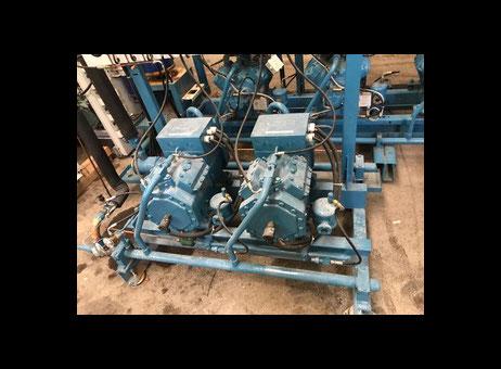 Semi-hermetic Reciprocating Compressor Bitzer 4TCS 20,6