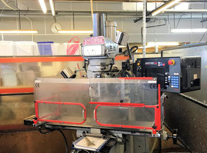 XYZ SM2000 CNC turret-milling machine