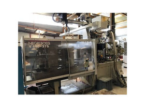 NEGRI BOSSI CANBIO 110 T - 375 Injection moulding machine (all electric)