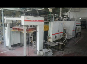 Used Tymi Ustar -36 Post press machine