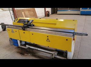 Lenhardt K7 Glass insulating machine