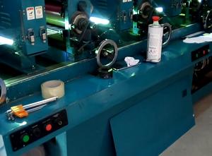 Imprimante d'étiquettes Hikari Kikai HK-2706PU6L