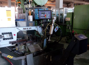 Mep Shark 330 CNC FE band saw for metal