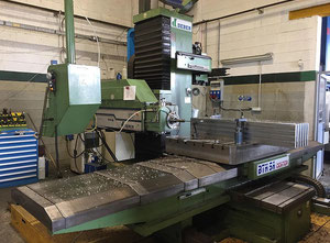 Fresadora cnc horizontal Deber btma5 center