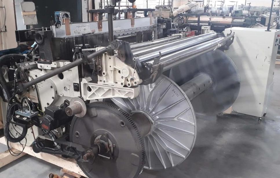 Używana maszyna - krosna pneumatyczna Picanol Picanol Omni Plus 800 ... e5d689eddd
