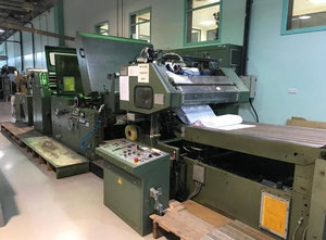 Used Muller Martini Grapha Standard Web continuous printing press