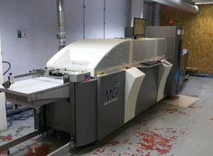 Mgi Jetvarnish Digital Spot UV Offsetdruckmaschine