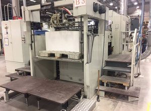 Machine de cartonnage Bobst SP 142 ER