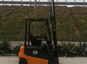 Used Still R60-20I Electric forklift