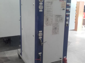 Nitrogen station used for injection molding