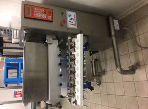 FBM SINTESI 600 Complete biscuit or croissant production line
