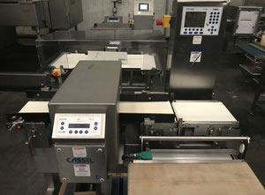 Cassell/Metalshark Combination Unit Checkweigher