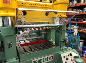 Bruderer BSTA 60HL high speed press