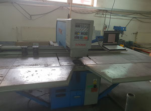 Euromac CX 1000/30 CNC punching machine