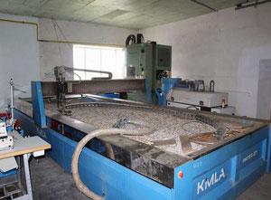 Impianto di taglio con getto ad acqua Kimla STREAMCUT
