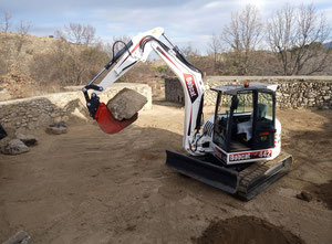 Bobcat 442 Excavator / Bulldozer / Loaders