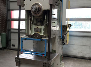 Dirinler - CD/CS 1500P - eccentric press