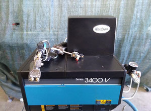 NORDSON    Mod. 3400V - Hot melt applicator used