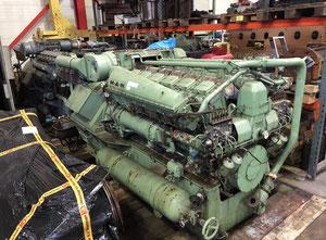 MAN 1618 Generator
