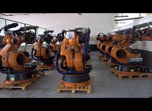 Industrialní robot Kuka KR210 KRC2 Edición 05