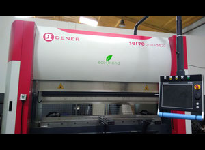 Dener DDM5020 Abkantpresse CNC/NC
