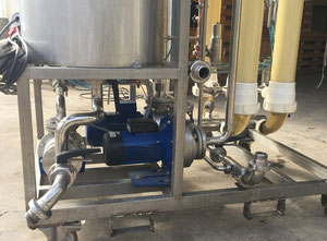 Machine pour la production de vin, bière ou alcool Koch 4 MODULOS