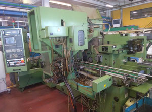 Used Ghiringhelli CNC6A Cylindrical centreless grinding machine