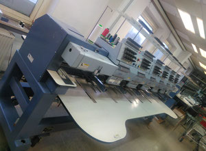 Happy HCGX-1506-45TTC Embroidery machine