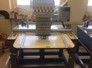 Happy HCA-1201-40TTC Embroidery machine