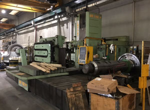 Used Lazzati HB130 Table type boring machine CNC