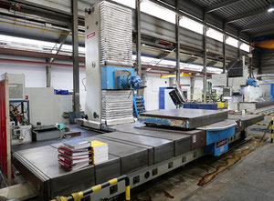 Juaristi TS5 Table type boring machine CNC