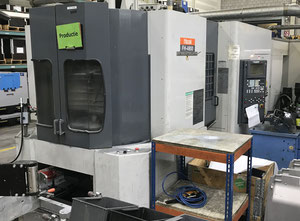 Used horizontal machining center for sale in Netherlands
