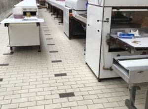 Machine de production de chocolat Nielsen -