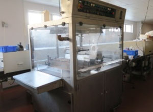 Prefamac - Schokoladenproduktionsmaschine