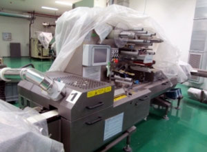 Eurosicma Euro-77/tir Cutter and wrapper for candy