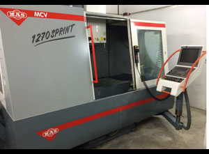 MAS MCV 1270 SPRINT high speed machining center