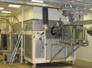 Turbine de pelliculage Dumoulin T-ida-3000