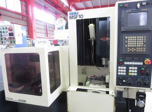 Fraiseuse cnc verticale Makino Milling Machine MSF 10 AC 5