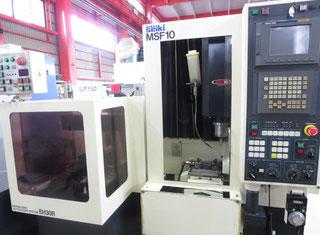 Makino Milling Machine MSF 10 AC 5 P90227100