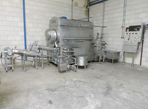 APV HCT-1A Cheese production, wrapping and portioning machine