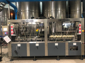 Machine pour la production de vin, bière ou alcool Robino & Galandrino Poker Z 6/6